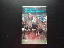 "TIMEFORM ""CHASERS & HURDLERS"" 1986/87"