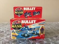 M.A.S.K. MASK Kenner  - Bullet Vintage 1986 - Collectible MISB NEW!! Look!