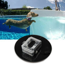 """6"""" Lens Dome Style Port Diving Camera For Xiaomi Yi 1 + Underwater Cover US"""