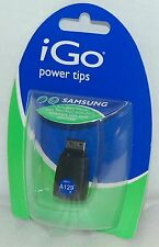 NEW iGo Samsung Cell Phone 20-Pin Power Charge A129 Tip M520 T429 U470 A737 M510