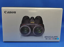 Canon Binoculars 10x42L IS WP Image Stabilized Japan Domestic Version New