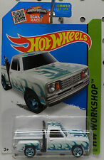 WHITE FLAMES LIL RED EXPRESS PICKUP TRUCK 1978 78 DODGE BOYS MOPAR HOT WHEELS