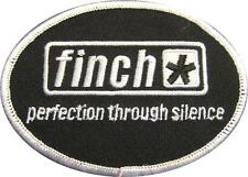 FINCH USA PATCH / AUFBÜGLER  # 1