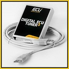 DET3 ECU Master  + MAP Sensor 4,0 bar / Digital ECU Tuner 3 - the best piggyback