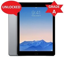 Apple iPad Air 1st Gen 128GB, Wi-Fi + 4G (Unlocked), 9.7in - Space Gray (R)