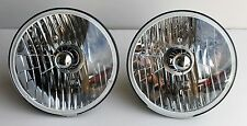 1941 42 1946 1947 48 1949 50 1953 Chevy TRUCK HALOGEN headlights NEW pair 12 V