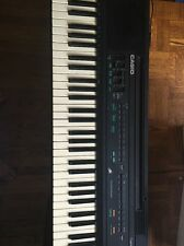 Vintage Casio Casiotone CT-607 210 Sound Tone Bank Electronic Keyboard