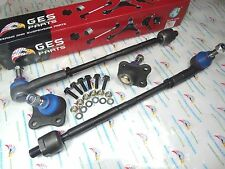 Volkswagen Golf Jetta 2 NEW Lower Ball Joint & 2 Tie Rods Inner & Outer Assembly