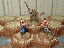 Mohican River Tribe - Heroscape - Wave 9- Blackmoon's Siege- Free Ship Available