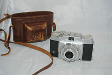 Vintage AGFA Silette 35mm camera w/ case