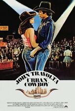 Urban Cowboy Movie Poster 11x17 Mini Poster (28cm x43cm)