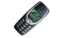 NOKIA 3310 BASIC UNLOCKED PHONE - NEW CONDITION - GENUINE NOT A REFURB