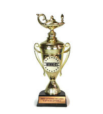 Lamp Of Knowledge Cup- Academic Achievement- Trivia- Cup Series- Free Lettering