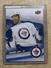 11-12 UD Jets Return To Winnipeg EVANDER KANE #9 SP