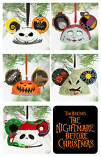 Set of 5 The Nightmare Before Christmas Disney Ear Hat Ornaments