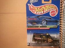 rescue ranger bio hazard hot wheels 1997 1/64