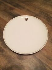 "VINTAGE WESTERN AIRLINES INDIAN HEAD FOOD SERVICE PLATE 7.75"" ABCO JAPAN"