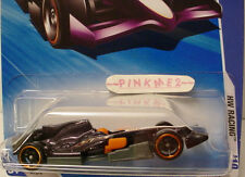 2010 Hot Wheels F1 RACER #149/240☆Dark Purple/Orange Driver; 68 ☆HW Racing