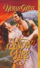 Snow Fire (Leisure historical romance) by Norah Hess
