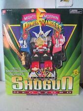Mighty Morphin Power Rangers Deluxe Shogun Megazord New Sealed (1995)