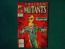 THE NEW MUTANTS COMIC VOLUME 1 ISSUE 64 FROM JUNE 1988
