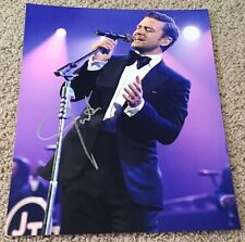 JUSTIN TIMBERLAKE SIGNED AUTOGRAPH 20/20 EXPERIENCE 11x14 PHOTO w/VIDEO PROOF