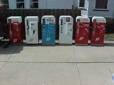 Restored Antique Coca Cola Coke Machines Vendo 81 Cavailer 72 VMC 7up Frosty 81