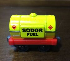 Thomas & Friends Diecast Take Along N Play SODOR FUEL Tanker Train Car