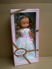 "Famosa Communion 16.5"" (42cm) Doll Spain Spanish Nancy Catholic Friend"