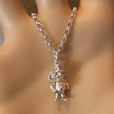 new sterling silver chimney sweep pendant & chain
