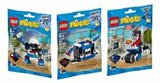 NEW LEGO MIXELS SERIES 7 - Complete Set - MCPD