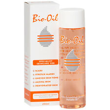 Bio-Oil Skin Care Oil 200ml; For Scars, Stretch Marks, Uneven Skin Tone & More