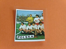 N°248 POLOGNE POLSKA RECUPERATION PANINI FRANCE EURO 84 FOOTBALL 1984