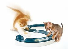 New Cat Play Circuit Toy Pet Toys Balls Colorful House Cats Kitty Interactive