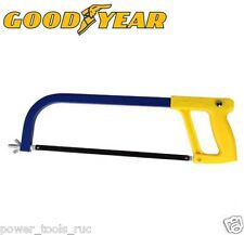"GOODYEAR Hacksaw Frame 12"" with Plastic Handle gives Comfortable Grip 
