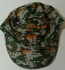 IRON FIST Digital Camo CAP hat  Skateboard NEW Green Camouflage IF Punk Skate