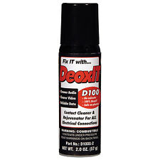 CAIG D100S-2 DeoxIT Spray 2 oz.