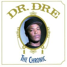 DR. DRE - THE CHRONIC ALBUM COVER HIP HOP ICONIC LEGEND MUSIC PRIDUCTION WALLART