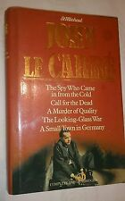 John Le Carre. The Spy Who Came In From The Cold. Call For The Dead. A Murder Of