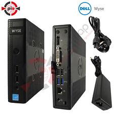 Dell Wyse 5020 Thin Client AMD 1.5GHz CPU 2GB RAM 2x USB 3.0 16GB SSD Flash