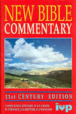 New Bible Commentary, D. A. Carson