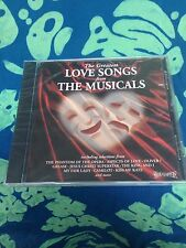 The Greatest Love Songs From the Musicals by Various Artists (CD, Apr-1995,...