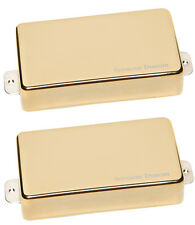 Seymour Duncan AHB-1 Blackouts Active Humbucker Set - gold  - free shipping