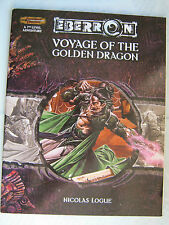 Voyage of the Dragon D'or dungeons and DONJONS ET fantasy RPG WOTC
