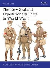 Men-At-Arms: The New Zealand Expeditionary Force in World War I  #473