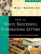 NEW - How to Write Successful Fundraising Letters by Warwick, Mal