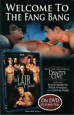 THE LAIR mini movie poster  : COLTON FORD : 11 x 17 inches VAMPIRES
