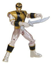 POWER RANGERS 20th Anniversary_Metallic Force Mighty Morphin WHITE RANGER figure