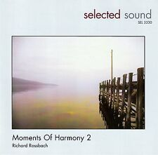 RICHARD ROSSBACH : MOMENTS OF HARMONY 2 / CD - TOP-ZUSTAND