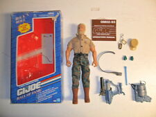 "12"" gi joe action figure rock and roll hall of fame  hof complete"